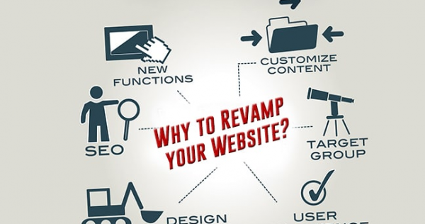 4 Reasons Why Your Websites Needs a Revamp