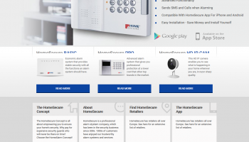 Home Secure PRO alarm System